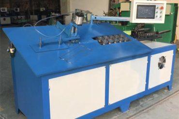 Piegatrice automatica 2D in acciaio cnc