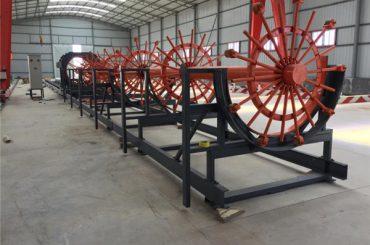 macchina per la produzione di saldature in gabbia d'acciaio