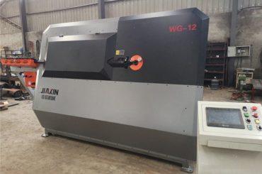 piegatrice automatica della staffa del tondo per cemento armato di CNC dell'asta di ferro della fabbrica