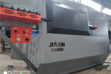 piegatrice automatica della staffa del tondo per cemento armato, piegatrice della staffa del filo di acciaio