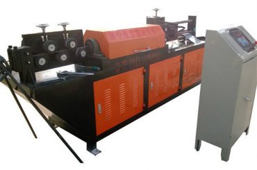 Raddrizzatrice e tagliatrice per tondo per cemento armato GT4-14