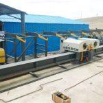 vendita calda tondo per cemento armato a doppia curvatura verticale, centro bender per tondo per cemento armato, piegatrice automatica per tondo per cemento armato