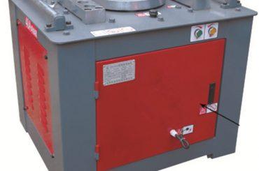 piegatrice idraulica del tubo dell'acciaio inossidabile, tubo quadrato / piegatrici del tubo rotondo da vendere