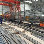 made in china semplice operazione duratura e robusta garanzia di qualità in acciaio tondo per cemento armato tondo per saldatrice e rinforzo in gabbia