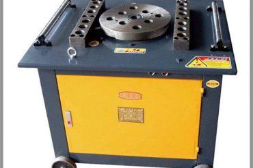macchina per piegare il rotolo di ferro battuto